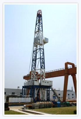 equipo para perforacion petrolera