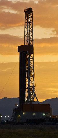 taladro para perforacion petrolera